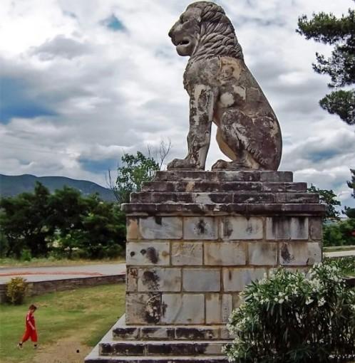 Για τον «Ηφαιστίωνα» το μνημείο της Αμφίπολης, υποθέτουν οι ανασκαφείς