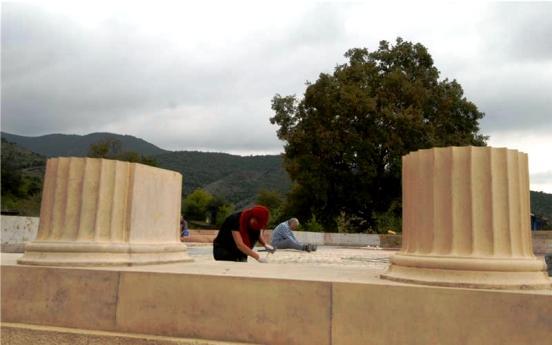 b 11 Αγγ.Κοτταρίδη: Η Μακεδονία αποκτά τον Παρθενώνα της