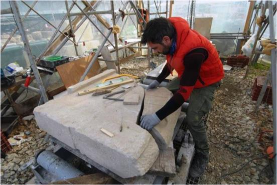 b 161 Αγγ.Κοτταρίδη: Η Μακεδονία αποκτά τον Παρθενώνα της