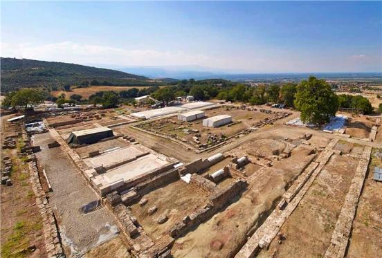 b 9 Αγγ.Κοτταρίδη: Η Μακεδονία αποκτά τον Παρθενώνα της