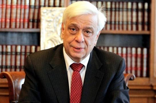 prokopispavlopoulos Θεσσαλονίκη:  Δήλωση του Προέδρου της Δημοκρατίας μετά την Δοξολογία στον Ι.Ν. Αγίου Δημητρίου