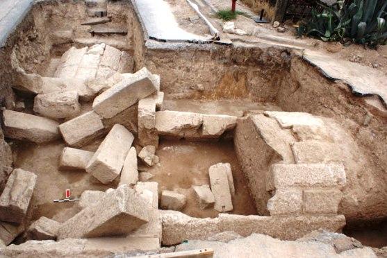 Pella 1 Νέος μακεδονικός τάφος στον νομό Πέλλας