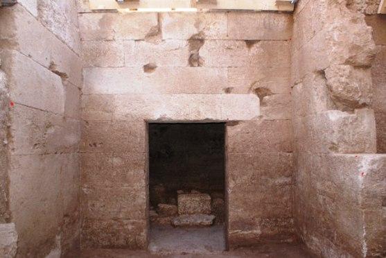 Pella 2 Νέος μακεδονικός τάφος στον νομό Πέλλας