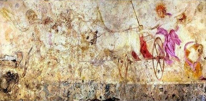 Persefoni Του Φιλίππου είναι ο τάφος που βρέθηκε στη Βεργίνα