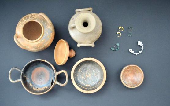 Αρχαιολογικός θησαυρός στην Κρεπενή Καστοριάς