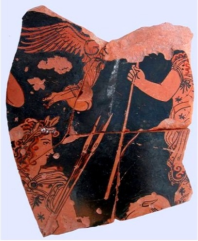 Pella 1 Ο Πέλοπας σε αγγείο 2.500 ετών