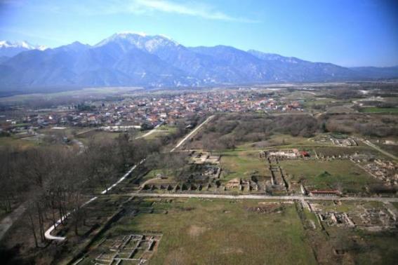 Dion 1 «Θεοί και θνητοί στον Όλυμπο: Αρχαίο Δίον, η πόλη του Διός»