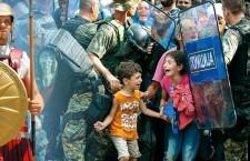 Η Αυστρία 'χορηγός' στη... Ντίσνεϊλαντ των Σκοπιανών