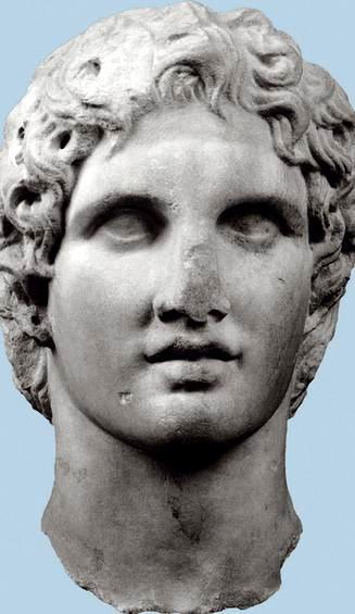 Alex «Ντιμπέιτ» με τους πολιτικούς της αρχαιότητας