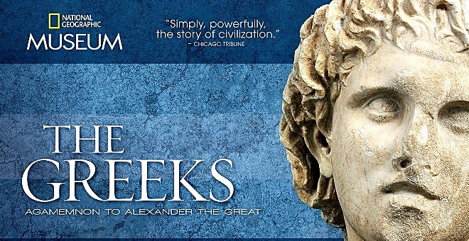 Nat Geo Museum The Greeks: Agamemnon to Alexander the Great