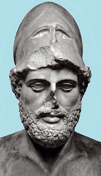 Periklis «Ντιμπέιτ» με τους πολιτικούς της αρχαιότητας