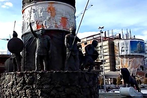 Παρέμβαση Βερολίνου για την κρίση στα Σκόπια