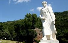 Ξενάγηση στον τάφο του Αριστοτέλη στα Στάγειρα
