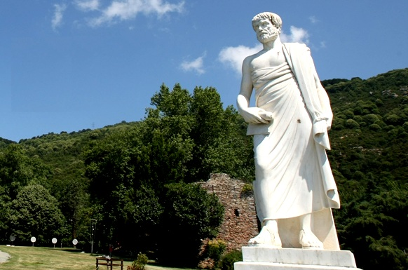 Aristotle the Stagirite – Αριστοτέλης ο Σταγειρίτης