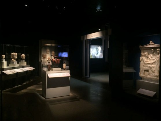 Εντυπωσιακά εγκαίνια της έκθεσης «Οι Έλληνες. Από τον Αγαμέμνονα στον Μέγα Αλέξανδρο» στο National Geographic Museum στην Ουάσιγκτον