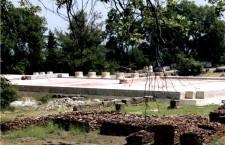 aigai 1 225x145 Αρχαιολογικές ξεναγήσεις: Πέλλα Βεργίνα Δίον (1987)