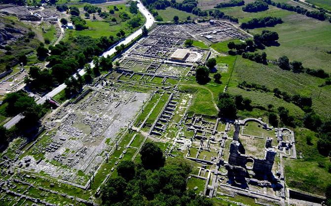 Στον κατάλογο Μνημείων της UNESCO ο αρχαιολογικός χώρος των Φιλίππων