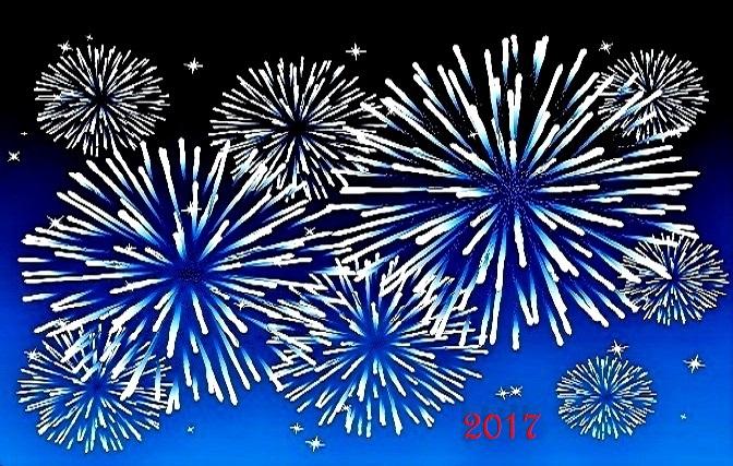 2017 frohes neues jahr 1 Καλή Χρονιά – Happy New Year