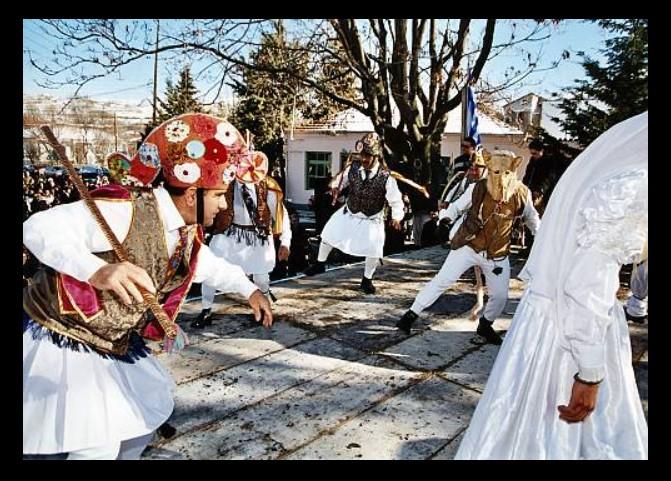 Momoeria Kozani3 Το εθιμικό δρώμενο των Μωμόερων στον Αντιπροσωπευτικό Κατάλογο της Άυλης Πολιτιστικής Κληρονομιάς της Ανθρωπότητας