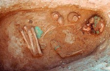 Σπάνιο κόσμημα 3.500 ετών αποκαλύπτεται