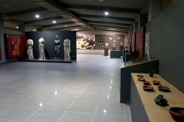 agora 1 Ιστορία αιώνων κρύβει το... υπόγειο μουσείο της Ρωμαϊκής Αγοράς Θεσσαλονίκης
