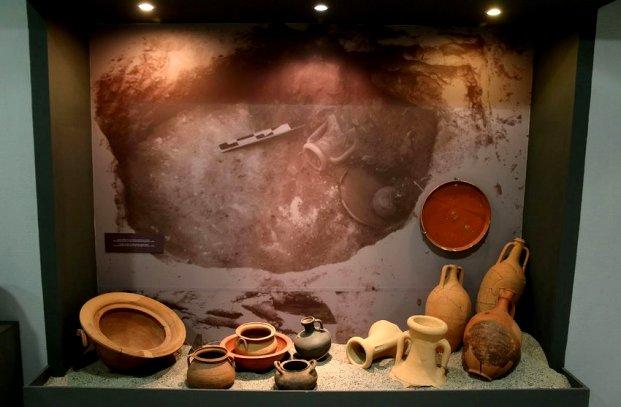 agora 2 Ιστορία αιώνων κρύβει το... υπόγειο μουσείο της Ρωμαϊκής Αγοράς Θεσσαλονίκης