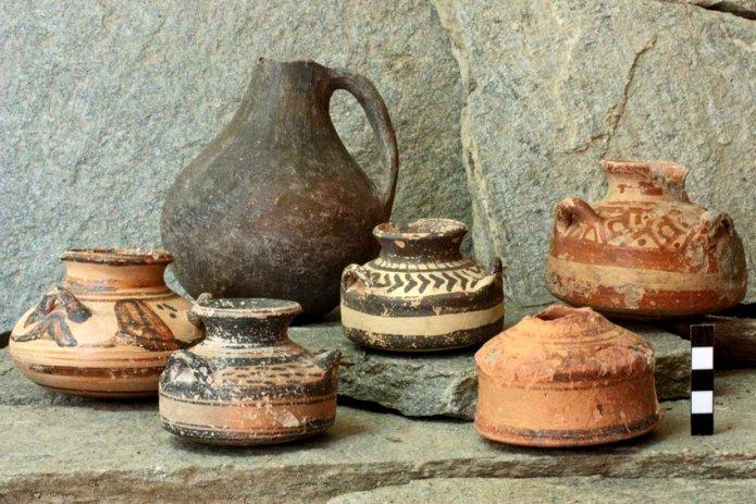 platamonas2 Στον Πλαταμώνα το βορειότερο άκρο του μυκηναϊκού πολιτισμού