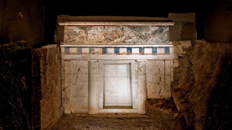 """Αγγελική Κοτταρίδη :""""Τo ανάκτορο των Αιγών αναταγμένο θα δώσει στη Μακεδονία την εικόνα που είχε στην αρχαιότητα"""""""