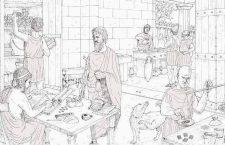 Οι εφοριακοί της αρχαιότητας με τα...ρόπαλα
