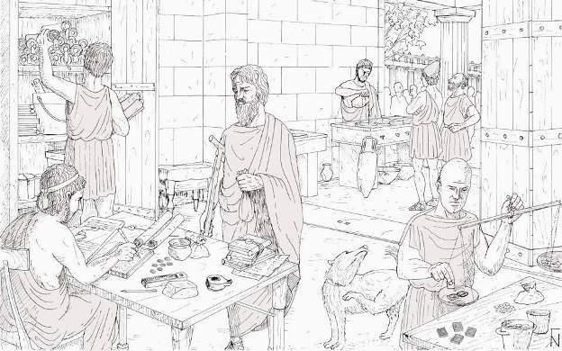 Οι εφοριακοί της αρχαιότητας με τα…ρόπαλα