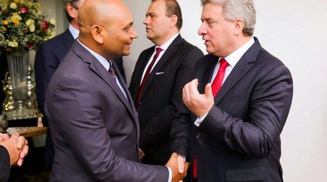 """Πρόεδρος Σκοπίων:«Ινδική προέλευση έχει η ονομασία της """"Μακεδονίας""""»"""