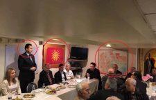 Σε «γκαλά» με χάρτες της «Μεγάλης Μακεδονίας» ο πρέσβης των Σκοπίων στις ΗΠΑ