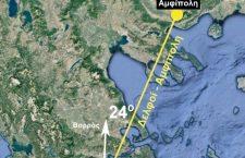 Καθηγητής του ΑΠΘ εντοπίζει «γεωγραφική σύνδεση» Αμφίπολης - Δελφών