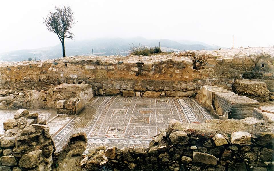 Το ψηφιδωτό σύμπαν του αρχαίου κόσμου