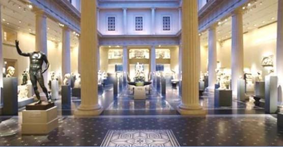 Στα τέλη του 2019, ανοίγει και πάλι τις πύλες του το Ελληνορωμαϊκό Μουσείο της Αλεξάνδρειας