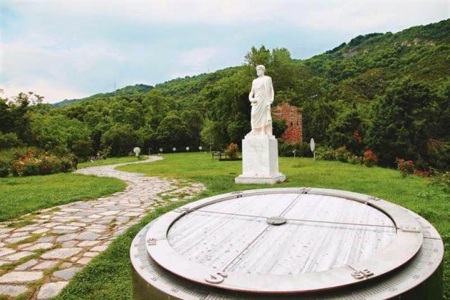 Διεθνές Κέντρο για τον Αριστοτέλη στα αρχαία Στάγειρα