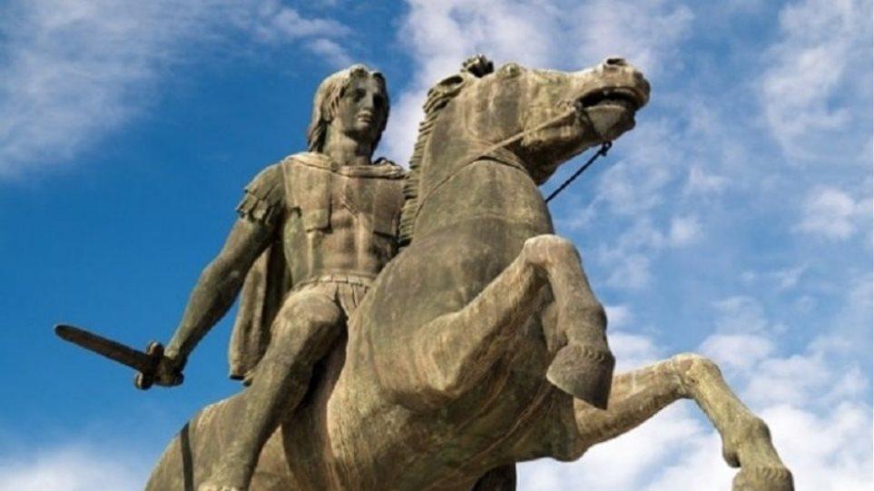 O Μέγας Αλέξανδρος έτοιμος να κατακτήσει και τον ψηφιακό κόσμο