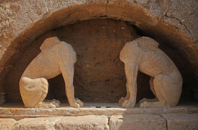Ας ξαναθυμηθούμε τι βρέθηκε στον Καστά  Αμφίπολης